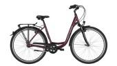 "Citybike Victoria Classic 1.4 / 1.7 Deep 28"" merlot/red"