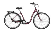 "Citybike Victoria Classic 3.3 / 3.7 Tiefeinst. 26"" merlot/red"
