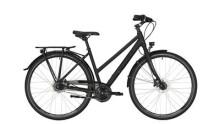 "Citybike Victoria Trekking 3.8 D Trapez 28"" black matt/silver"