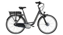 "E-Bike Victoria e Classic 3.1 H Wave 28"" darkgrey/limegreen"