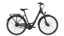 "Citybike Victoria Trekking 3.7 D Wave 28"" black/orange"