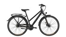 "Citybike Victoria Trekking 3.7 D Trapez 28"" black/orange"