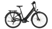 """E-Bike Victoria e Trekking 12.9 Wave 28"""" black matt/green"""
