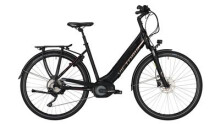 """E-Bike Victoria e Trekking 12.8 Wave 26"""" black matt/red"""