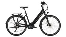 """E-Bike Victoria e Trekking 12.8 Wave 28"""" black matt/red"""