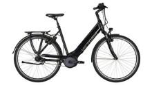 """E-Bike Victoria e Trekking 11.6 Wave 28"""" black/limegreen"""