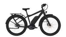 "E-Bike Victoria e Urban 11.5 Unisex 27"" black matt/silver"