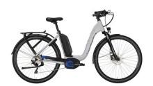"""E-Bike Victoria e Manufaktur 10.8 Wave 28"""" white aluminium matt"""