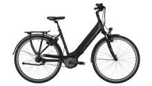 """E-Bike Victoria e Trekking 11.4 Wave 26"""" black matt/orange"""