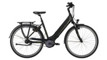 """E-Bike Victoria e Trekking 11.4 Wave 28"""" black matt/orange"""