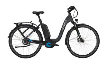"E-Bike Victoria e Manufaktur 9.7 Wave 28"" wetasphalt matt/blue"