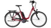 """E-Bike Victoria e Trekking 7.5 Deep 28"""" red/silver"""