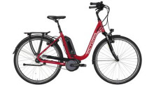 "E-Bike Victoria e Trekking 7.5 Deep 26"" red/silver"