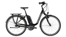 "E-Bike Victoria e Trekking 7.5 Deep 28"" black/lightapple"
