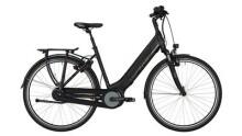 """E-Bike Victoria e Trekking 11.4 H Wave 28"""" black matt/orange"""