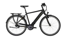 "E-Bike Victoria e Trekking 11.4 Herren 28"" black matt/orange"
