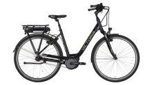"E-Bike Victoria e Trekking 7.5 Wave 28"" black/lightapple"