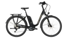 "E-Bike Victoria e Trekking 8.9 Deep 28"" black matt/green"