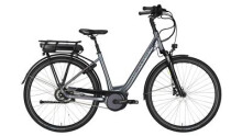 "E-Bike Victoria e Trekking 7.8 Wave 28"" silvershine grey/purple"