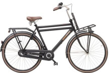 Citybike Sparta PICK-UP CLASS HR3 BLACK MAT