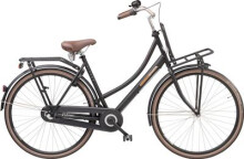 Citybike Sparta PICK-UP CLASS  R3 BLACK MAT