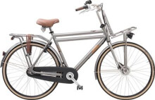 Citybike Sparta PICK-UP DELUXE HN7 ZILVER MAT