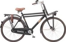 Citybike Sparta PICK-UP DELUXE HN7 ZWART MAT