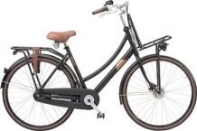 Citybike Sparta PICK-UP DELUXE DN7  ZWART MAT