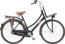 Citybike Sparta PICK-UP DELUXE DR3  ZWART MAT