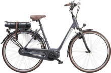 E-Bike Sparta M7S LTD  DARKGREY 400Wh