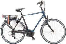 E-Bike Sparta M10i LTD BLACK/BLUE-M 600wh