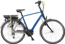 E-Bike Sparta M9b LTD ACT.PLUS GRYS/BLAUW-MAT 500wh