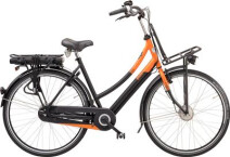 E-Bike Sparta PICK-UP TREND F7e SMART  BLK/ORANGE-MAT