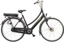 E-Bike Sparta MARATHON F7E LTD BLACK MATT 300Wh