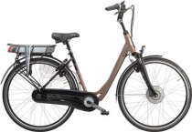 E-Bike Sparta F7i LTD  BLACK/GREY