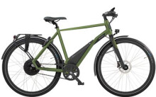 E-Bike Sparta R5TE LTD TURTLE GREEN-MAT