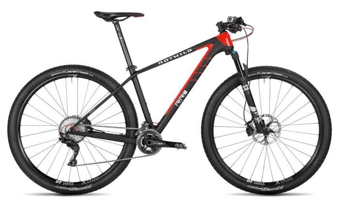 Mountainbike Rotwild R.R2 PRO 2018