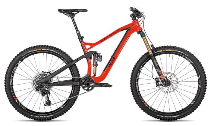 Mountainbike Rotwild R.E1 ULTRA 2018