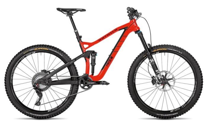 Mountainbike Rotwild R.E1 PRO 2018