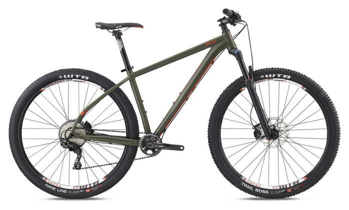 Mountainbike Breezer Bikes Thunder Team 29 2018