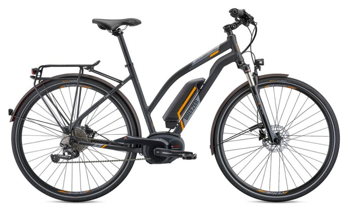 E-Bike Breezer Bikes Powertrip + ST 2018