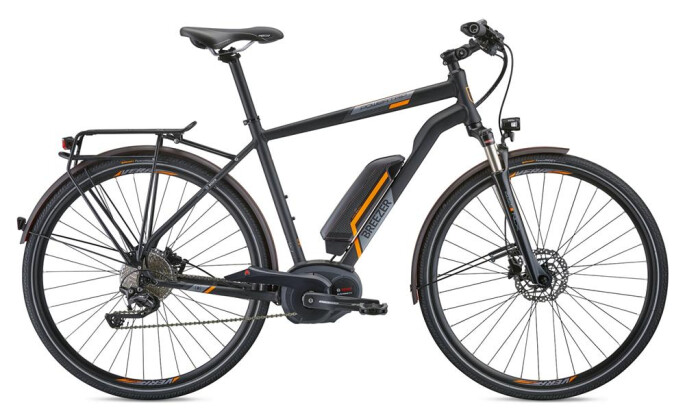 E-Bike Breezer Bikes Powertrip + 2018