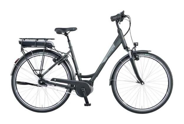 E-Bike Green's Bristol 2018