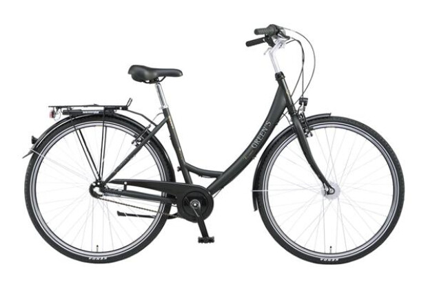 Citybike Green's Essex 2018