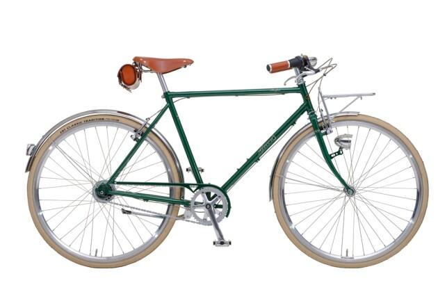 Citybike Green's Bradford 2018