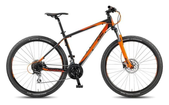 Mountainbike KTM CHICAGO 29.24 DISC H 2018