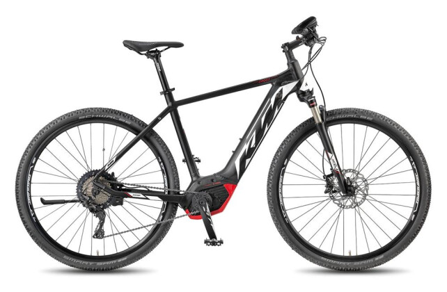E-Bike KTM MACINA CROSS XT 11 CX5 2018