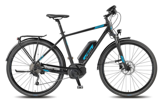 E-Bike KTM MACINA SPORT 9 CX4 2018