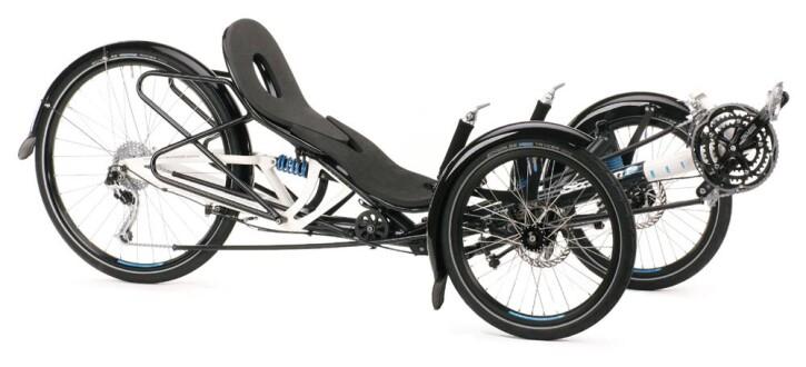 Liegerad HP Velotechnik Scorpion fs 26 2018