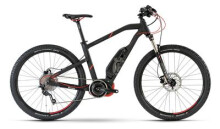 E-Bike Husqvarna Bicycles Light Cross LC2 black